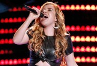Elia Esparza on The Voice