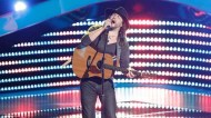 Adam Wakefield on The Voice