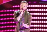Gabriel Violett on The Voice
