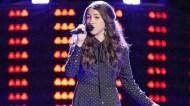 Halle Tomlinson on The Voice