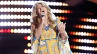 Charity Bowden on The Voice