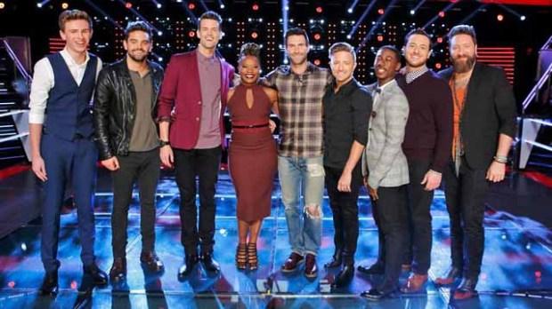 Team Adam Levine for The Voice Season 11