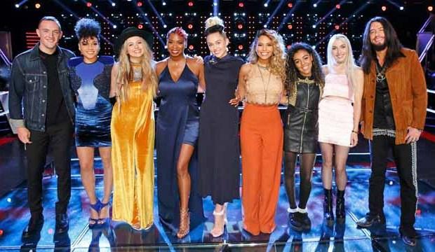 Team Miley Cyrus for The Voice Season 11
