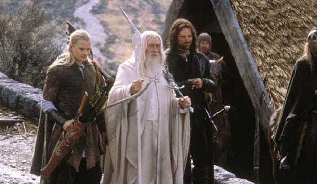 The Lord of the Rings: The Return of the King Oscar 2004
