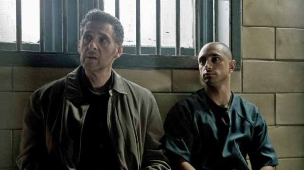 John Turturro, Riz Ahmed in The Night Of