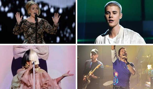 Grammy predictions: Adele, Justin Bieber lead Pop Vocal