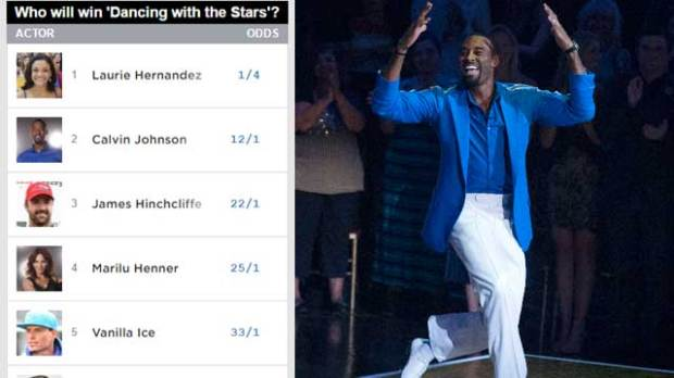 calvin johnson dancing with the stars dwts