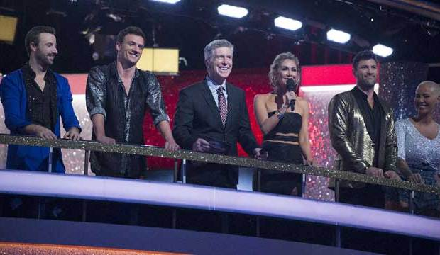 dancing with the stars james hinchcliffe ryan lochte tom bergeron amber rose