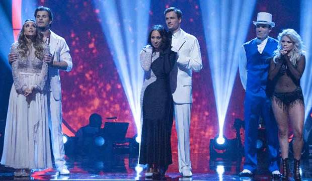 dancing with the stars dwts results double elimination