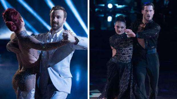 james hinchcliffe laurie hernandez dancing with the stars dwts