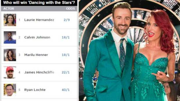 dancing with the stars james hinchcliffe dwts