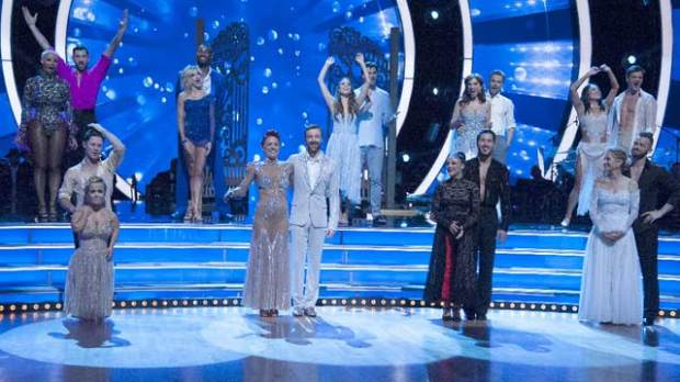 dancing with the stars dwts cast
