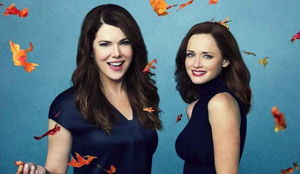 gilmore girls lauren graham alexis bledel