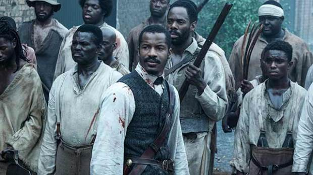 nate parker the birth of a nation fox searchlight