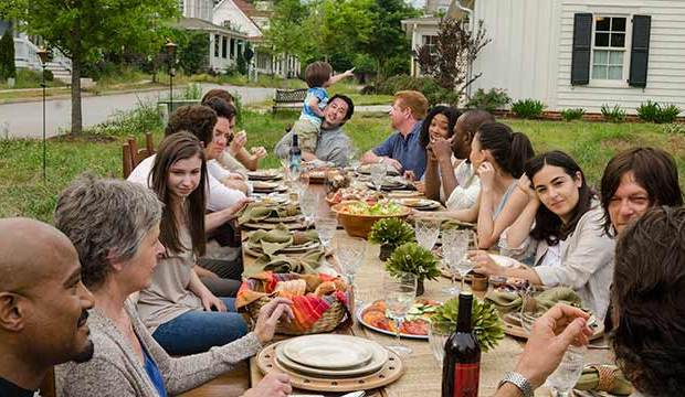 'The Walking Dead' cast