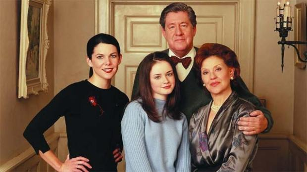 1. The Love of the Gilmore Clan