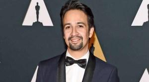 Lin-Manuel Miranda Emmys