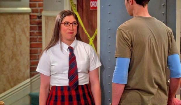 Amy Big Bang Theory Hot