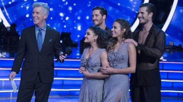 laurie hernandez jana kramer dancing with the stars dwts