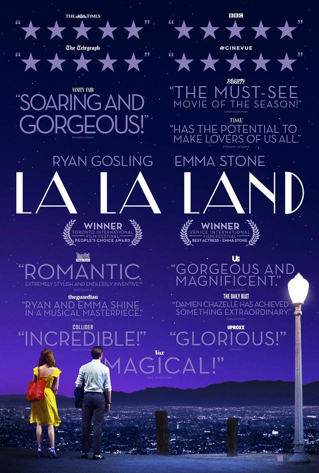 la la land new trailer showcases ryan gosling emma stone goldderby. Black Bedroom Furniture Sets. Home Design Ideas