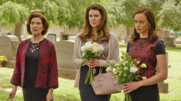 Best Moments from 'Gilmore Girls: A Year in the Life'
