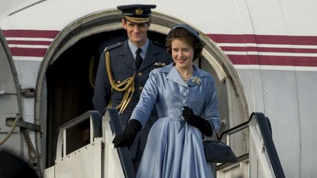 claire foy the crown matt smith