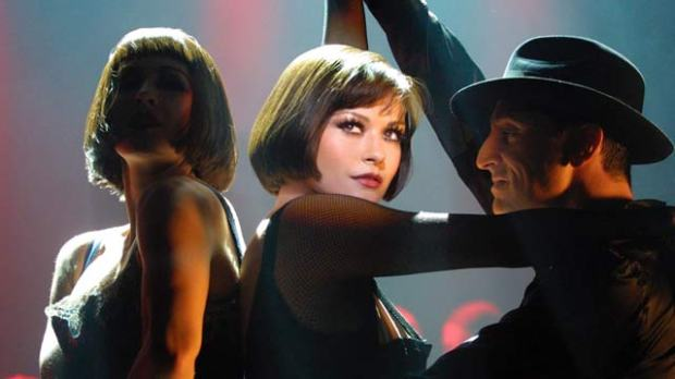 catherine zeta jones oscar chicago best supporting actress