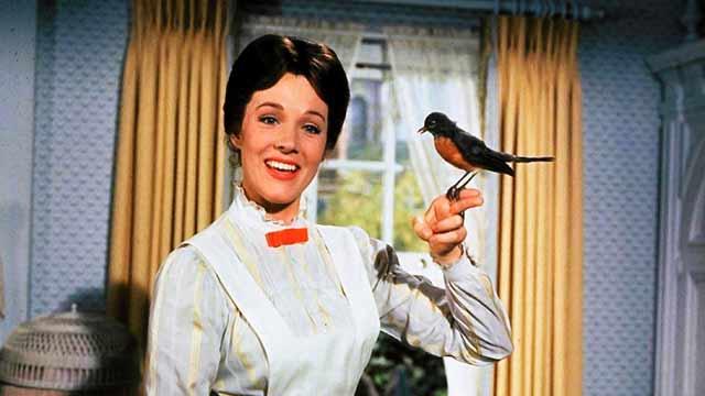 Oscars flashback 55 years ago: Julie Andrews ('Mary Poppins') gets sweet revenge on Audrey Hepburn ('My Fair Lady')