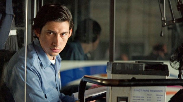Paterson Amp Best Actor Hopeful Adam Driver Arrive In The