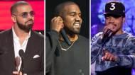 drake kanye west chance the rapper grammy best rap album