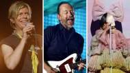 david bowie radiohead sia grammy snubs