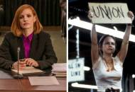 jessica chastain miss sloane sally field norma rae