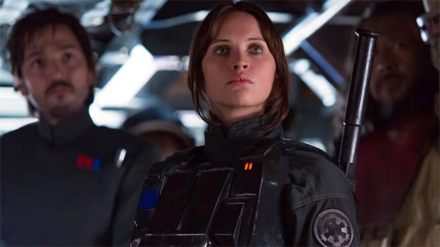 rogue one felicity jones star wars