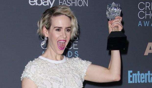 sarah-paulson-critics-choice-awards