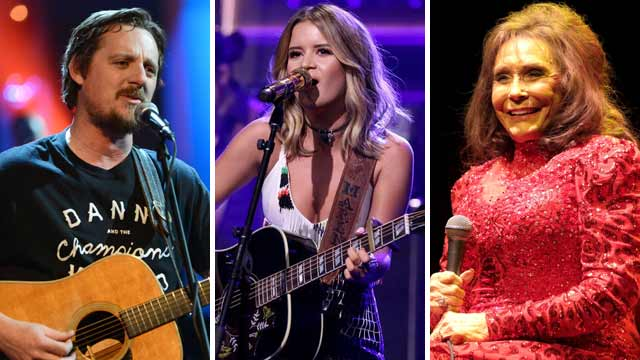 Grammy for Best Country Album: Sturgill Simpson challenged by newcomer Maren Morris & legend Loretta Lynn