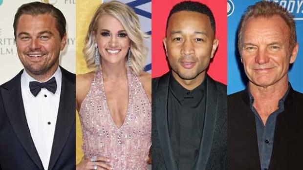 Golden Globe Presenters 2017