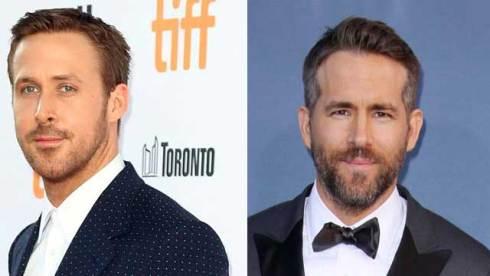 Ryan Gosling Ryan Reynolds