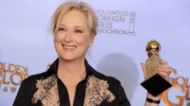 Meryl Streep and her 8 Golden Globes