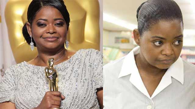 Octavia Spencer (The Help) takes home Oscar, 'hottest guy ... Was Octavia Spencer In The Help
