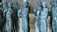 SAG Awards Statue Behind the Scenes