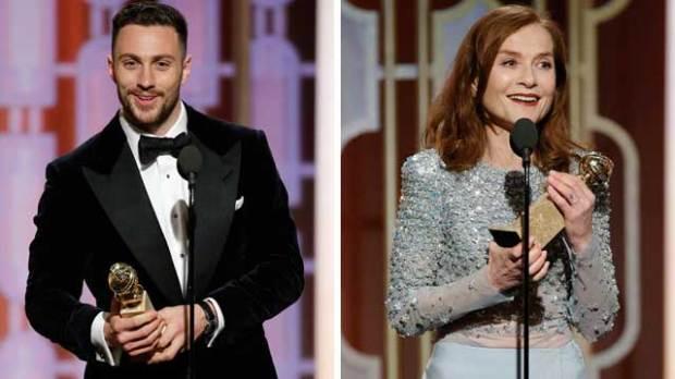 Golden Globes Snubs 2017 aaron taylor johnson isabelle huppert