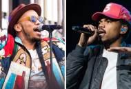 anderson paak chance the rapper grammy best new artist