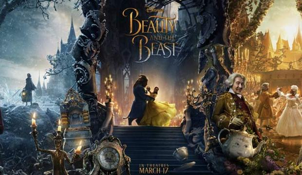beauty and the beast cast poster