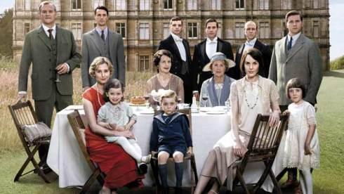 downton abbey season 6 cast