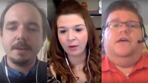 Editors Slugfest: Zach Laws, Amanda Spears, Charles Bright