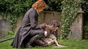 caitriona bale breaks hearts 'Outlander:' Every Episode Ranked from Least Liked to Best 9.5 -- 'Faith'
