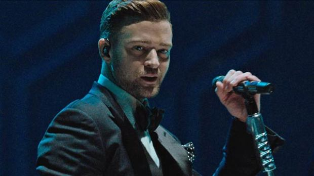 justin timberlake grammys can't stop the feeling