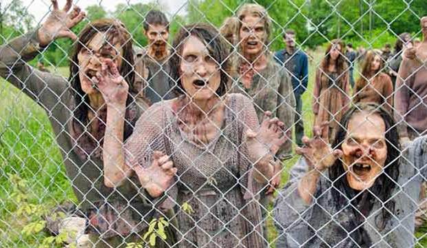 Which 'The Walking Dead' zombie are you?