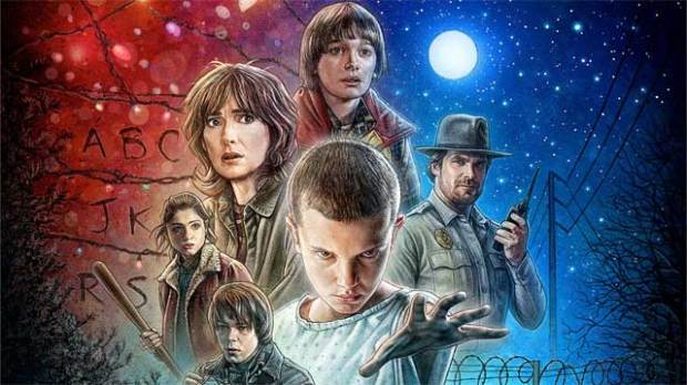 'Stranger Things' Cast: Season 1