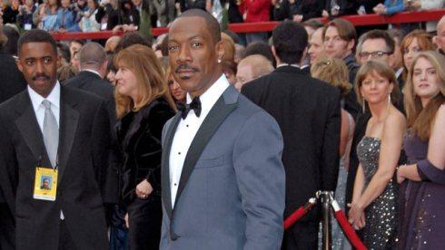 Eddie Murphy Oscars Best Dressed Losers